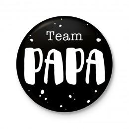 Button 43 mm - Team Papa