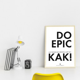 A5 Print - Do Epic