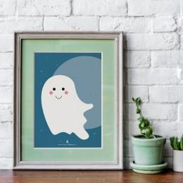 A5 Print - Spook