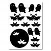 Muurstickers - Halloween