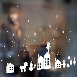 Muurstickers - Sinterklaas