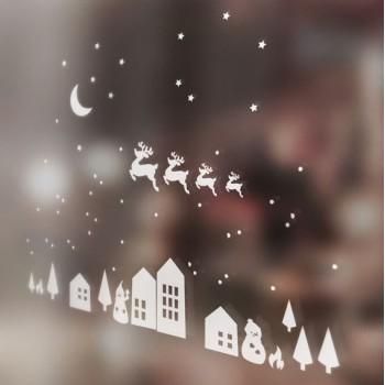 Muurstickers - Kerst