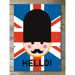 Poster - Bobby, Engeland