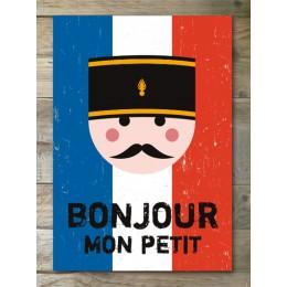 Poster - Gendarme, Frankrijk